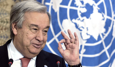 Secretary-General Antonio Guterres