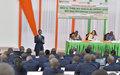L'ONUCI forme les Énarques de Côte d'Ivoire sur le rôle et la place des droits de l'Homme dans une administration performante