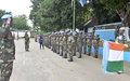 Plus de 400 Casques bleus togolais reçoivent la médaille des Nations Unies