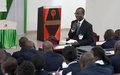 L'ONUCI renforce les capacités des élèves de l'ENA dans la gestion et la prévention des conflits