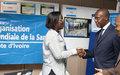 Le Représentant spécial adjoint lance la 3e Edition de la foire de l'emploi de l'ONUCI