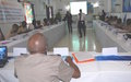 United Nations and Interior Ministry train local government officials and local leaders on conflict prevention
