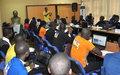 Culture de la paix : l'ONUCI renforce les capacités du club de paix de Yamoussoukro