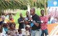 Les populations de Mlongouine favorables aux élections apaisées