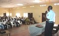 Grand-Bereby accueille l'apothéose des seize jours d'activisme contre les violences basées sur le genre
