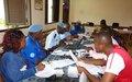 Les leaders communautaires de Man s'engagent à œuvrer pour la préservation d'un environnement électoral apaisé