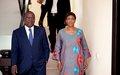 La Représentante spéciale et le Ministre d'Etat font le suivi du dialogue politique entre le Front Populaire Ivoirien et le Gouvernement