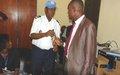 L'ONUCI et le PNUD réhabilitent les bâtiments des commissariats de police de Danane et de Man
