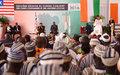 Deuxième conseil conjoint des chefs traditionnels et des anciens de la Côte d'Ivoire et du Libéria : les participants plaident pour une mise en œuvre effective des recommandations de Guiglo