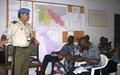 Prévention et lutte contre le terrorisme: la police de l'ONUCI forme des gendarmes de Korhogo