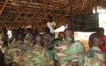 Droits de l'Homme : les éléments des Forces Républicaines de Côte d'Ivoire basés à Taï s'instruisent