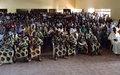 L'ONUCI organise une session de dialogue inter communautaire à Neko