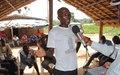 L'ONUCI prône un environnement électoral apaisé à Bangolo-Carrefour
