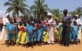 Tabou et Grand Béréby réceptionnent plusieurs projets à impacts rapide financés par l'ONUCI