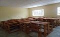 L'ONUCI offre un bâtiment de trois salles de classe au village de Baradjan près d'Odienné