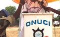 Huit-cent cinquante Casques bleus nigériens décorés de la médaille des Nations Unies