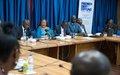 L'ONUCI et la société civile pour l'inclusion du genre dans la Réforme du Secteur de la Sécurité