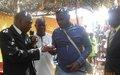 L'ONUCI réhabilite l'école primaire de la localité de Tahara
