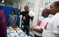 ONUCI : une semaine pour commémorer la Journée mondiale de lutte contre le SIDA