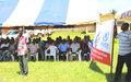 Les ex-combattants de Tabou et d'Olodio sensibilisés par l'ONUCI