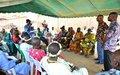 Deuxième journée des JNU à Sassandra : des ateliers sur la participation des populations à la paix sociale