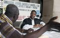 UNOCI supports project to provide free legal assistance to vulnerable people in Abidjan